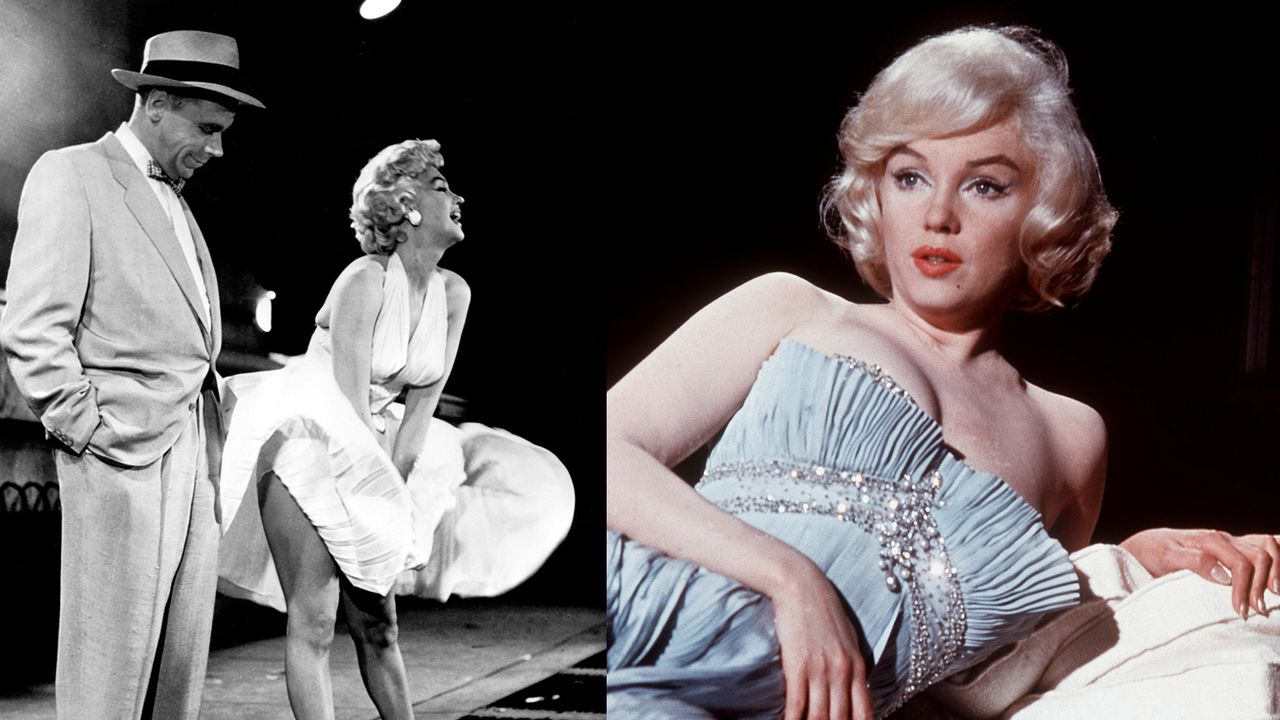 Marilyn_Monroe - Bildquelle: dpa