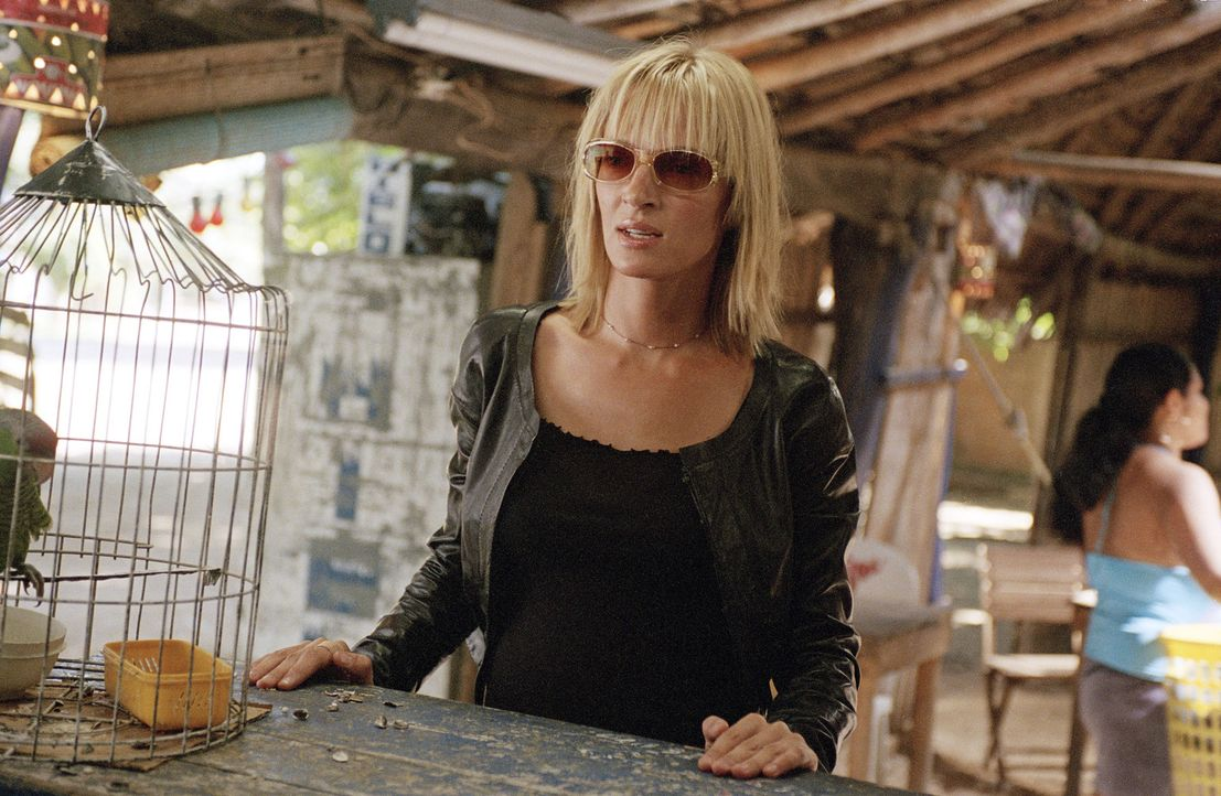 Die Rache der Braut (Uma Thurman) ist noch nicht vorbei. Noch muss sie Elle Driver und Budd umbringen, um sich dann Bill vornehmen zu können. Ein ge... - Bildquelle: Miramax Films. All rights reserved