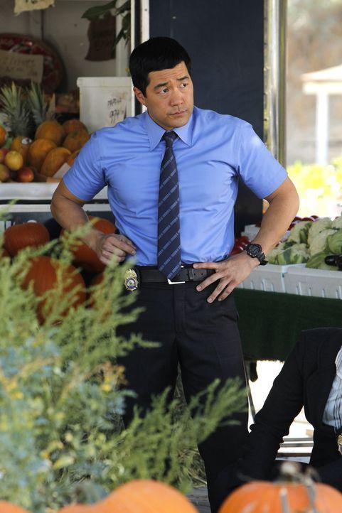 Versucht herauszufinden, wer Patrick entführt hat: Kimball (Tim Kang) ... - Bildquelle: Warner Bros. Television