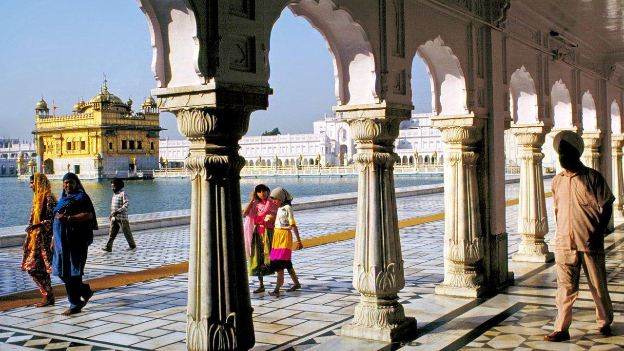 Goldreserven der Welt  - Bildquelle: India Tourism dpa tmn