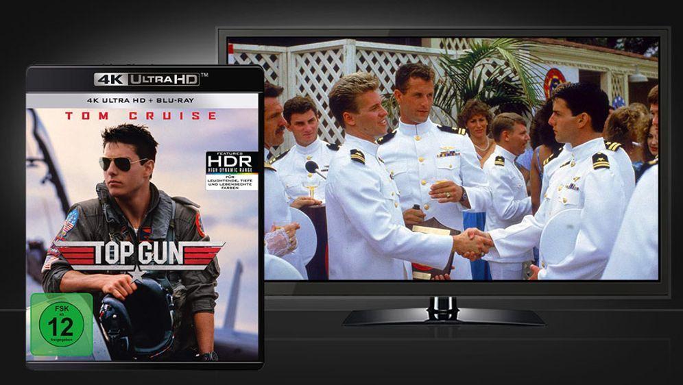 Top Gun (4K UHD + Blu-ray Disc) - Bildquelle: Universal Pictures