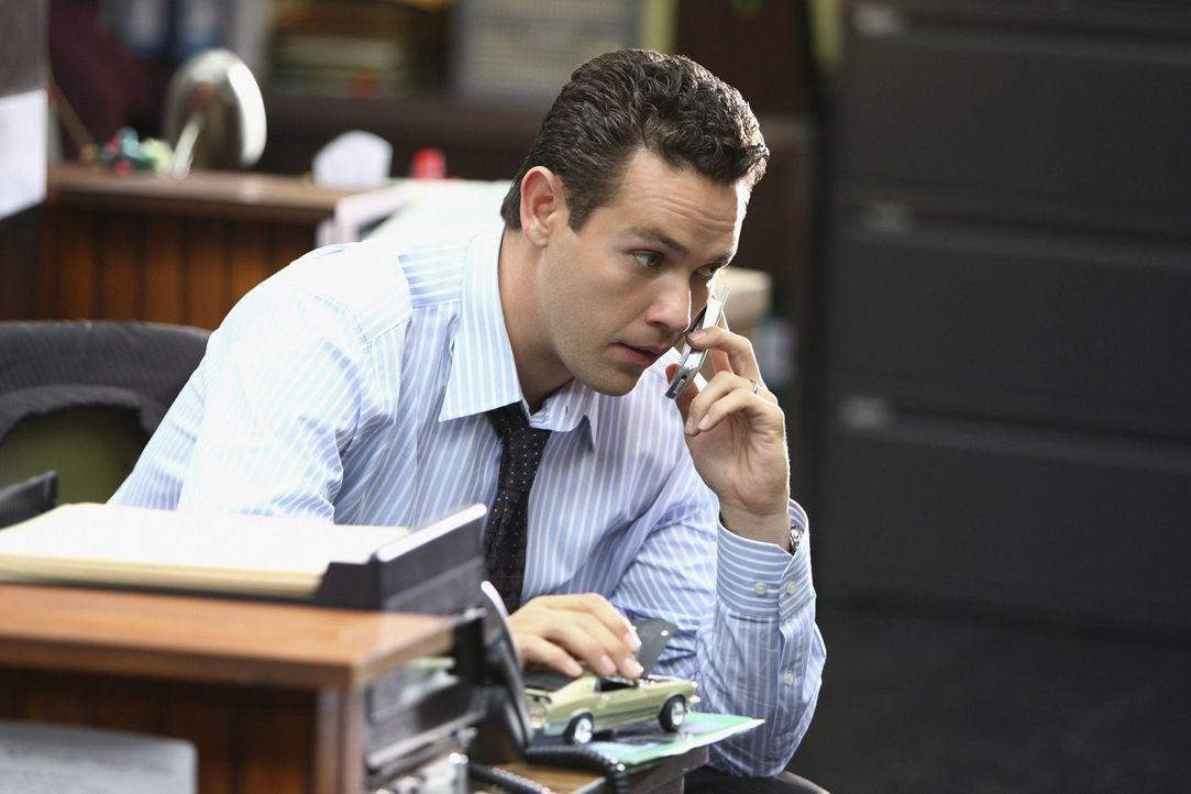 Jugendgangs machen Detective Nate Moretta (Kevin Alejandro) und seinen Kollegen das Leben schwer ... - Bildquelle: Warner Brothers
