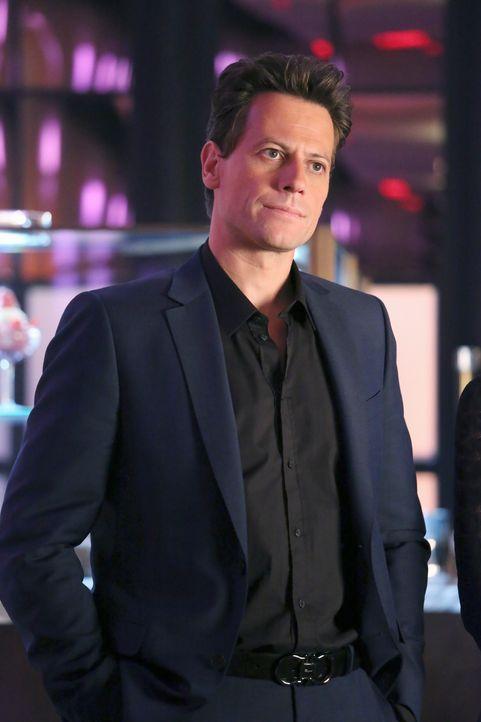 Der Milliardär Eric Vaughn (Ioan Gruffudd) scheint in Gefahr zu sein und er möchte ausgerechnet Kate Beckett zu seinem persönlichen Schutz ... - Bildquelle: ABC Studios