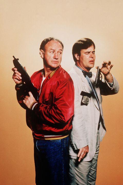 Verschiedener kann ein Polizistenduo nicht sein: Mac (Gene Hackman, l.) ist ein phlegmatischer Haudegen und sein Partner Ellis (Dan Aykroyd, r.) ist... - Bildquelle: TriStar Pictures
