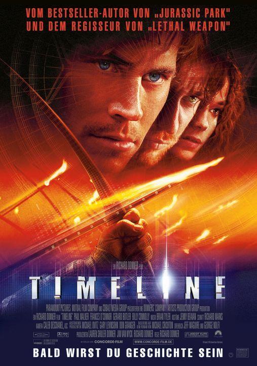 Timeline - Plakatmotiv - Bildquelle: Concorde Filmverleih GmbH