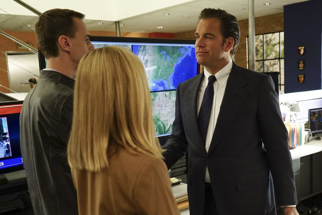 Der Fall um den ehemaligen britischen Geheimagenten ist immer noch nicht abgeschlossen. Das Team um Tony (Michael Weatherly, r.), Bishop (Emily Wick... - Bildquelle: Sonja Flemming 2016 CBS Broadcasting, Inc. All Rights Reserved / Sonja Flemming