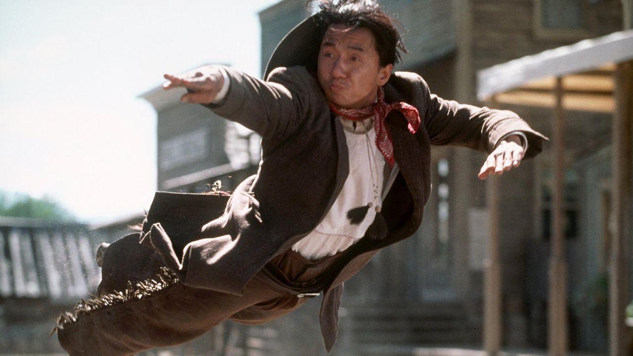 Jackie Chan - Bildquelle: dpa