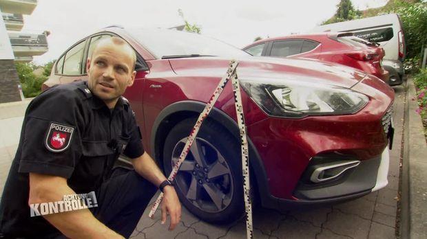 Achtung Kontrolle - Achtung Kontrolle! - Thema U.a.: Unfallflucht Nach Einparkversuch- Polizei Osnabrück