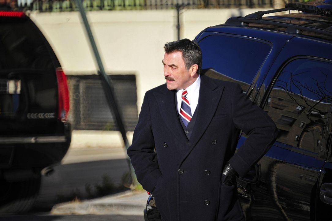 Frank Reagan (Tom Selleck) bekommt es im aktuellen Fall mit der russischen Mafia zu tun ... - Bildquelle: 2010 CBS Broadcasting Inc. All Rights Reserved