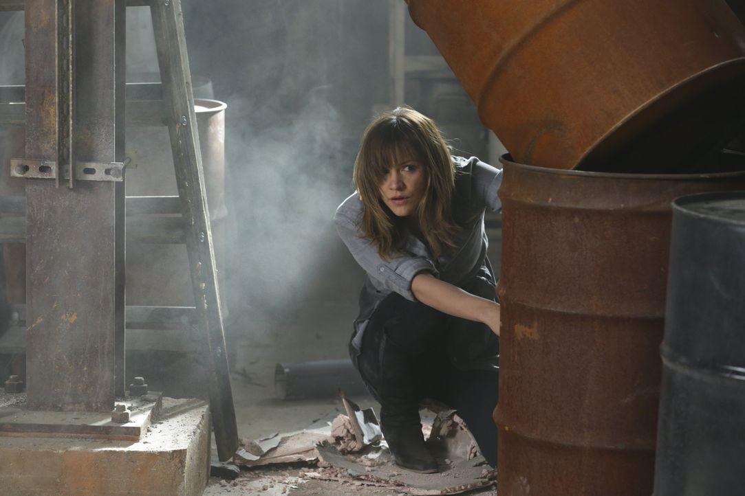 Paige (Katharine McPhee) hofft, dass sie sich immer auf Walter verlassen kann ... - Bildquelle: Sonja Flemming 2014 CBS Broadcasting, Inc. All Rights Reserved / Sonja Flemming