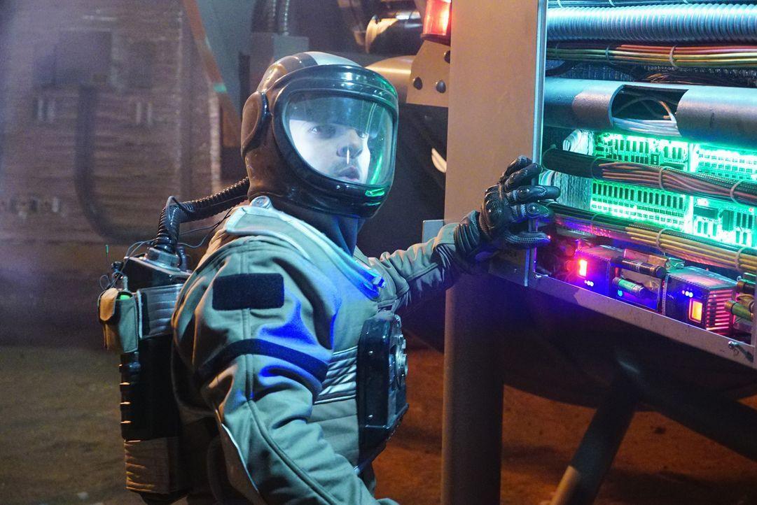 Wer hat den Astronauten Tom Richwood (Yves Bright) getötet? Caste und sein Team müssen für Ermittlungen in eine Marssimulation ... - Bildquelle: Richard Cartwright ABC Studios