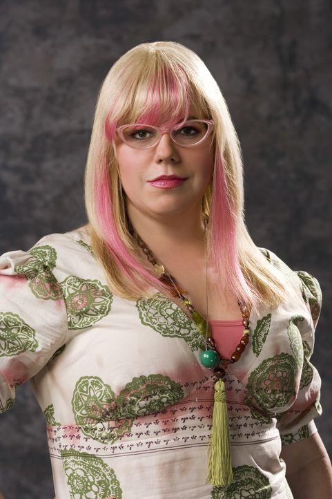 (3. Staffel) - Technische Expertin des B.A.U.: Penelope Garcia (Kirsten Vangsness ) ... - Bildquelle: Touchstone Television
