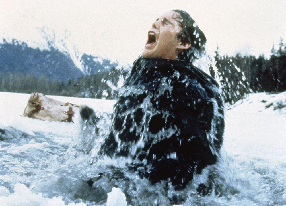 Als der unbedarfte Grünschnabel Jack (Ethan Hawke) die Goldschürfstelle seines Vaters erbt, macht er sich auf den gefahrvollen Weg quer durch Alas... - Bildquelle: Walt Disney Pictures