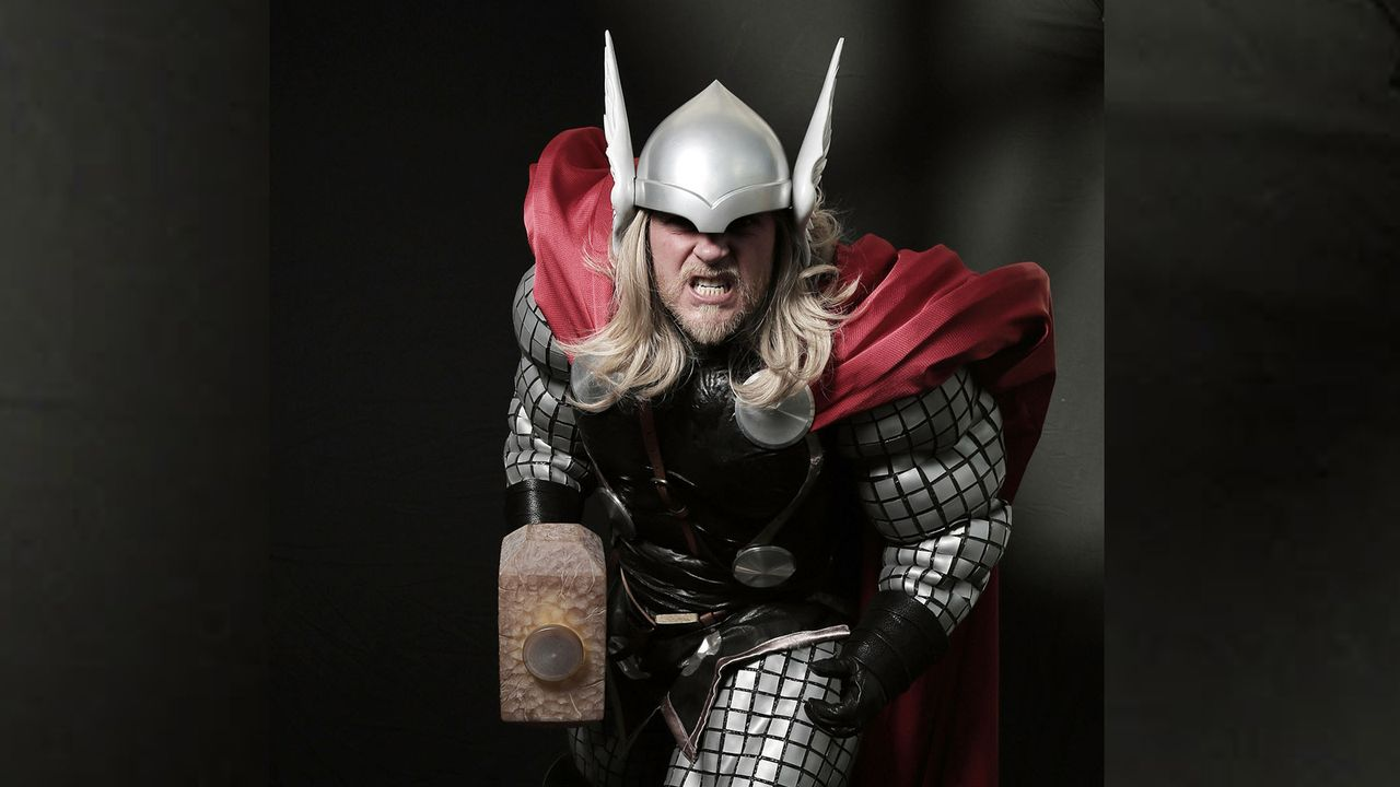 Thor-getty-AFP - Bildquelle: getty-AFP