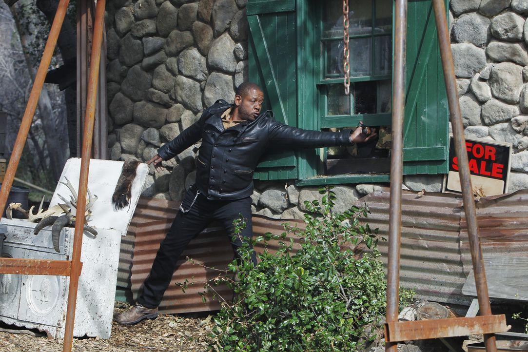 Versucht einen Täter zu fassen: Sam (Forest Whitaker) ... - Bildquelle: ABC Studios