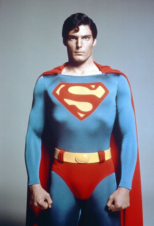 Superman (Christopher Reeve) - Bildquelle: DC Comics.   1978 Warner Bros. Entertainment Inc. All rights reserved.