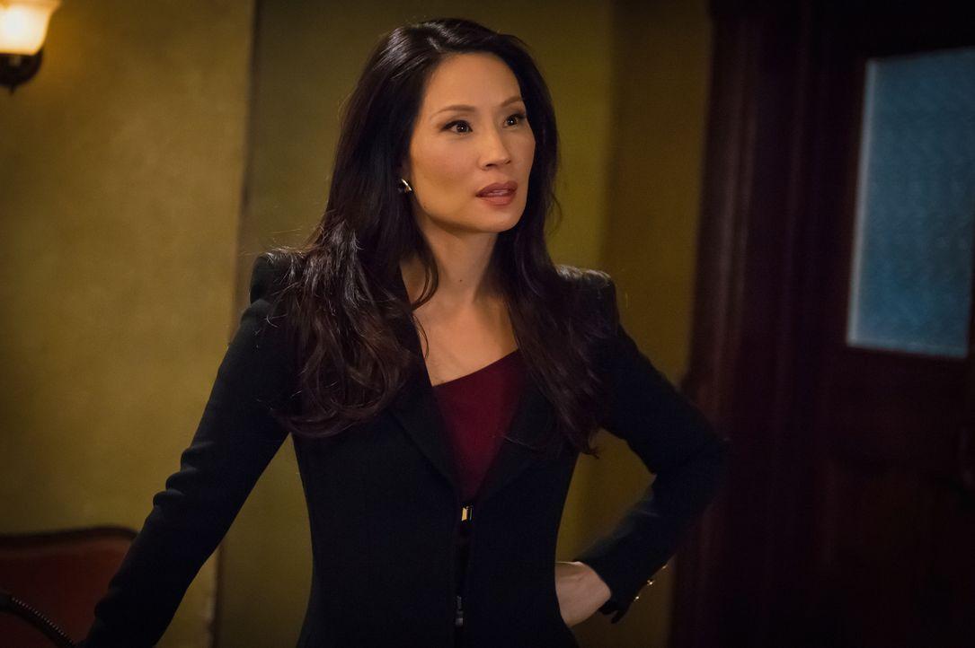 Bei den Ermittlungen in einem neuen Fall: Watson (Lucy Liu) ... - Bildquelle: CBS Television