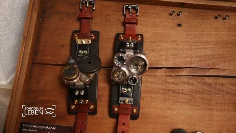 Armbanduhren im Retrolook