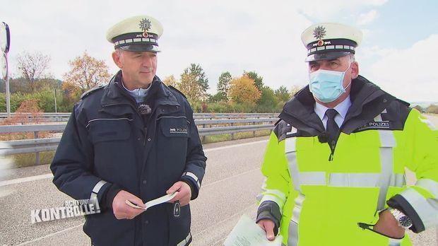 Achtung Kontrolle - Achtung Kontrolle! - Thema U.a.: Raser Ohne Führerschein - Geschwindigkeitskontrolle Konstanz