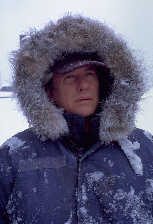 Im Schneesturm gefangen: FBI-Agent Jake Malloy (Sylvester Stallone) - Bildquelle: Universal Pictures