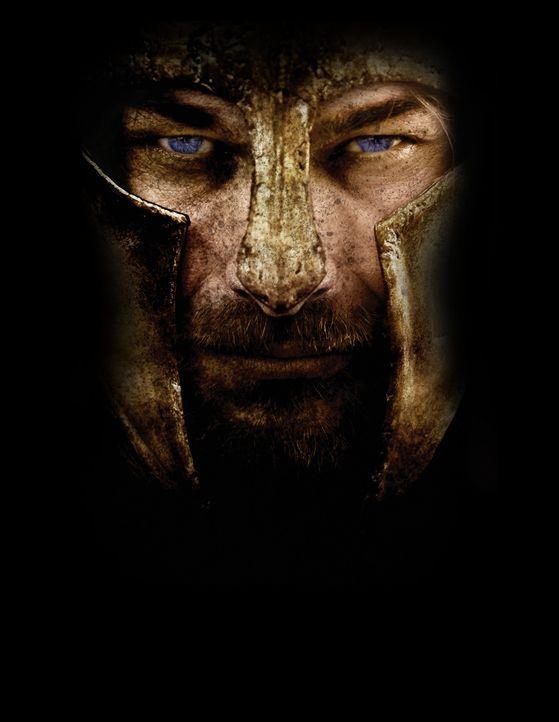 Spartacus (Andy Whitfield) - Anführer eines nach ihm benannten Sklavenaufstandes im Römischen Reich ... - Bildquelle: 2009 Starz Entertainment, LLC