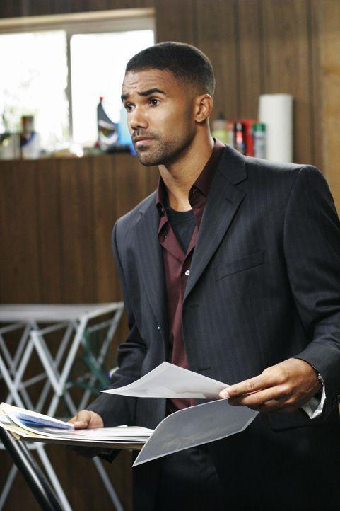 Will einen Serientäter zur Strecke bringen: Derek Morgan (Shemar Moore) ... - Bildquelle: Touchstone Television