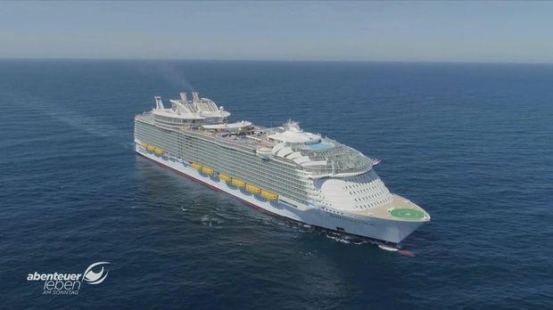 Abenteuer Leben - Abenteuer Leben - Sonntag: Kai Testet Das Größte Kreuzfahrtschiff Der Welt
