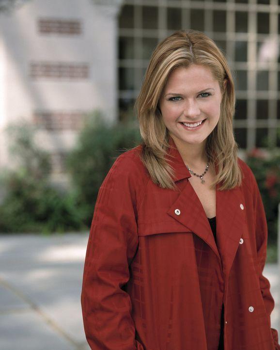 Obwohl Nancy Drew (Maggie Lawson) ein frühes Karriereende angedroht wird, gibt sie nicht nach. Da erhält sie erste ernstzumeinende Hinweise ... - Bildquelle: Buena Vista Television