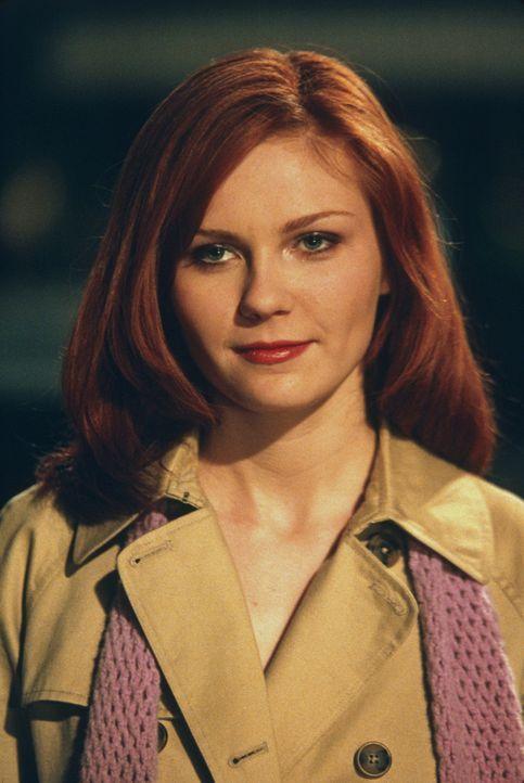 Die süße Mary Jane Watson (Kirsten Dunst) hat keine Ahnung, dass der schüchterne Peter Parker schon seit Jahren für sie schwärmt ... - Bildquelle: 2003 Sony Pictures Television International
