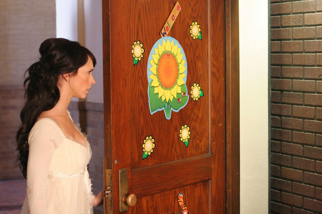 Melinda (Jennifer Love Hewitt) erinnert sich an den Tag in ihrer Kindheit, an dem sie ihre Gabe entdeckt hat. - Bildquelle: ABC Studios