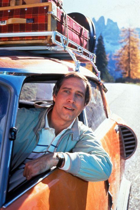 Clark (Chevy Chase) - Bildquelle: Warner Bros.
