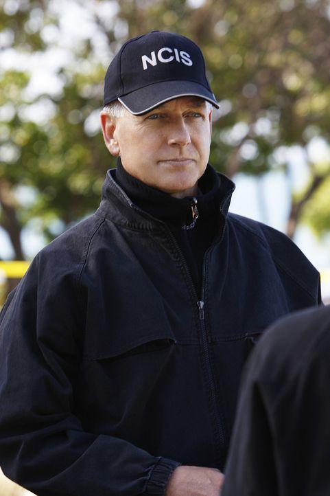 Wird mit seiner Vergangenheit konfrontiert: Gibbs (Mark Harmon) ... - Bildquelle: CBS Television