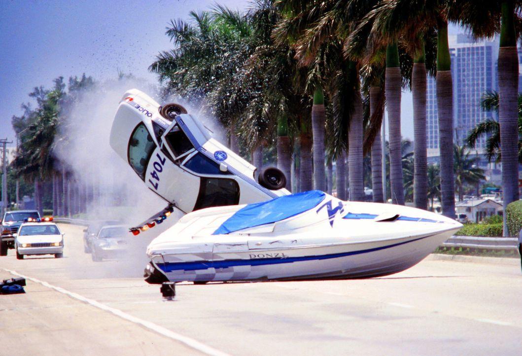 Miami als Filmkulisse - Bildquelle: 2004 Sony Pictures Television International. All Rights reserved.