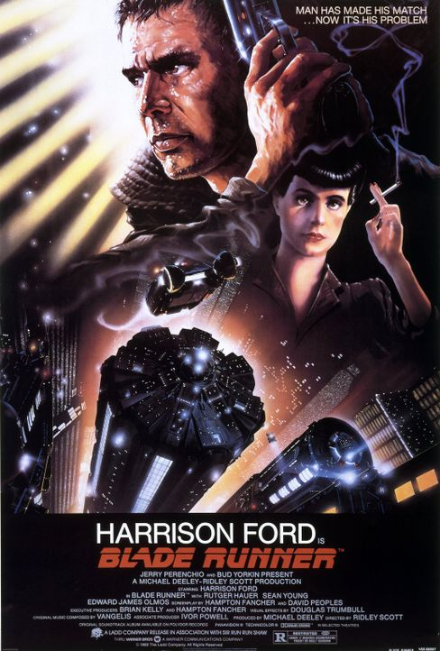 BLADE RUNNER - Artwork - Bildquelle: Warner Bros.