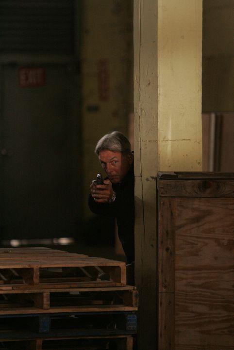 Gibbs (Mark Harmon) will Ari den Garaus machen ... - Bildquelle: CBS Television