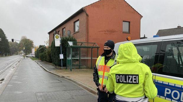 Achtung Kontrolle - Achtung Kontrolle! - Thema U.a.: Geschwindigkeitskontrolle In Der Innenstadt - Polizei Nienburg