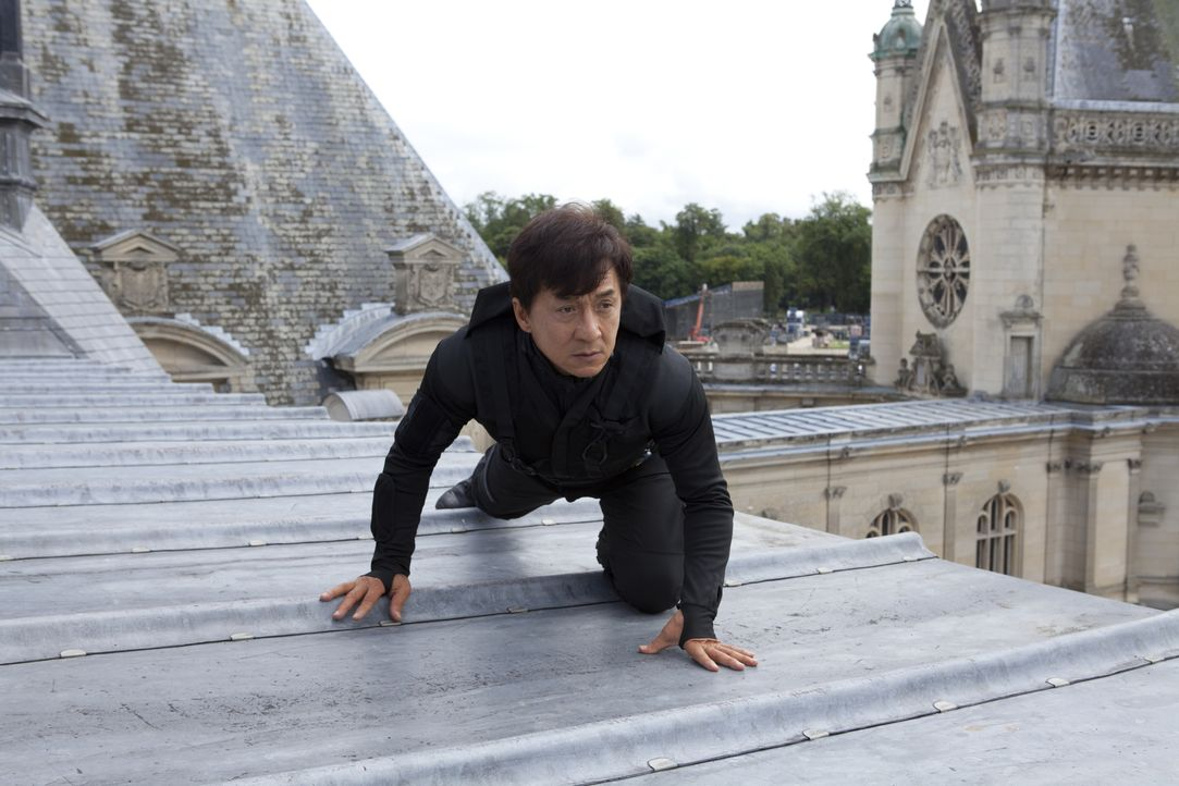 JC (Jackie Chan) - Bildquelle: 2012 Jackie and JJ International Limited,  Huayi Brothers Media Corporation and Emperor Film Production Co Limited   All rights reserved
