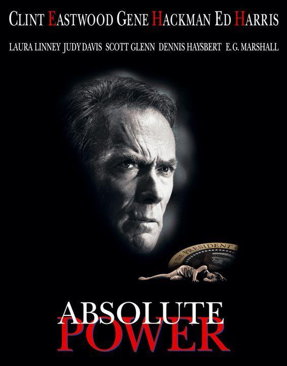 """""""Absolute Power"""" - Plakatmotiv - Bildquelle: Warner Brothers International"""