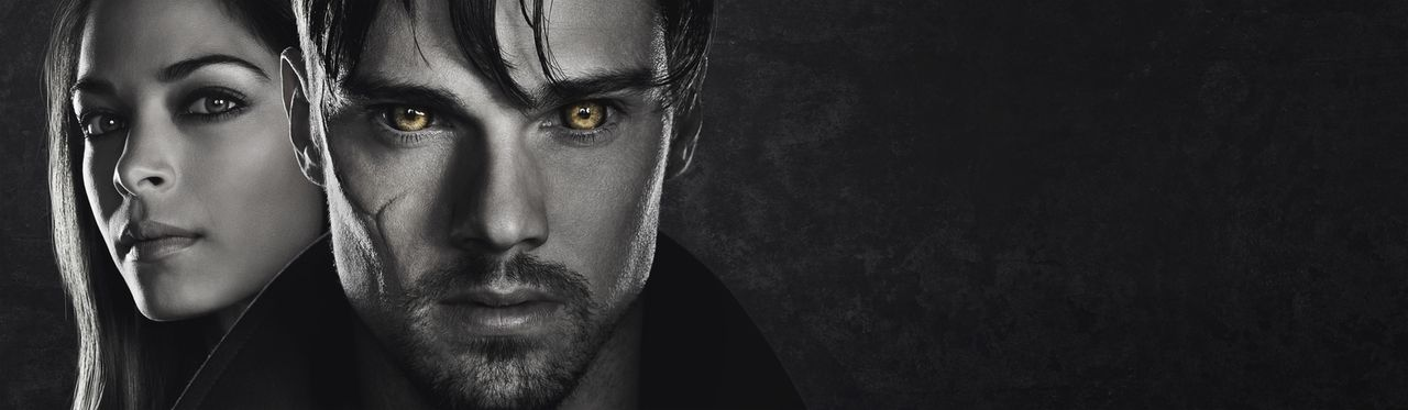 BEAUTY AND THE BEAST - Artwork - Bildquelle: 2012 The CW Network, LLC. All rights reserved.