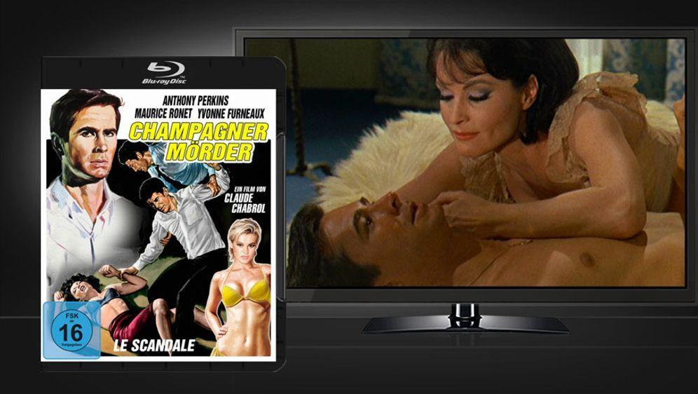 Champagner Mörder (Blu-ray Disc) (Kopie) - Bildquelle: Koch Films