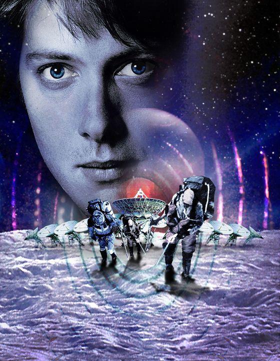 ALIEN JÄGER - MYSTERIUM IN DER ANTARKTIS - Artwork: Als in der Antarktis Wissenschaftler die Blackbox eines Raumschiffs öffnen, geraten Alien-Jäg... - Bildquelle: Nu Image