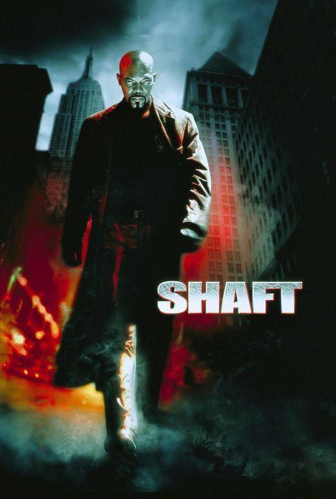 Shaft (Samuel L. Jackson) - noch Fragen? - Plakatmotiv - Bildquelle: Paramount Pictures