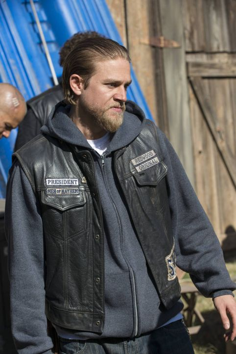 Wie weit würde Jax (Charlie Hunnam) für seine Familie gehen? - Bildquelle: 2012 Twentieth Century Fox Film Corporation and Bluebush Productions, LLC. All rights reserved.