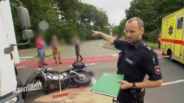 Achtung Kontrolle - Achtung Kontrolle! - Thema U.a: Schwerer Verkehrsunfall Mit Verletzten