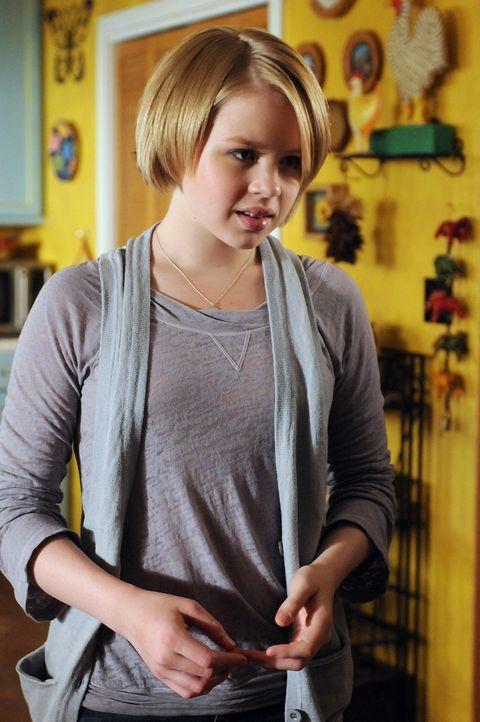 Hat mit den typischen Problemen eines Teenagers zu kämpfen: Ariel (Sofia Vassilieva) - Bildquelle: Paramount Network Television