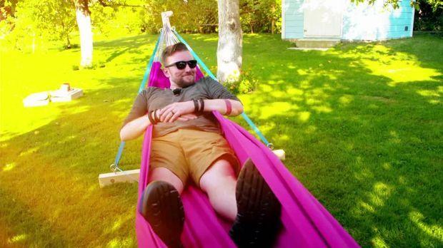 Abenteuer Leben - Abenteuer Leben - Mittwoch: Entspannt Durch Den Sommer - Diy Hängematte