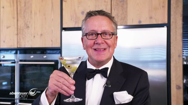 Abenteuer Leben - Abenteuer Leben - Mittwoch: Dirk Hoffmann Kocht, Was 007 Isst!
