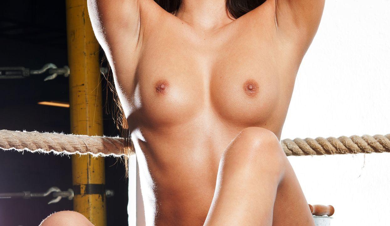 Isabell Bernsee - Bildquelle: Christian Holzknecht für Playboy Juni 2015