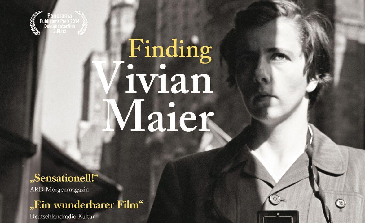 Finding-Vivian-Maier-Plakat-Ausschnitt-NFP - Bildquelle: NFP