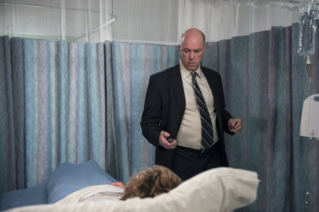 Ist Gale Bertram (Michael Gaston) Red John? - Bildquelle: Warner Bros. Television